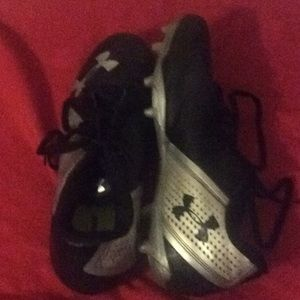 Under Armour Shoes - Under armor cleats